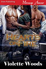 Hearts on Fire (Siren Publishing Menage Amour) Kindle Edition