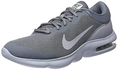 nike air max advantage running shoes mens