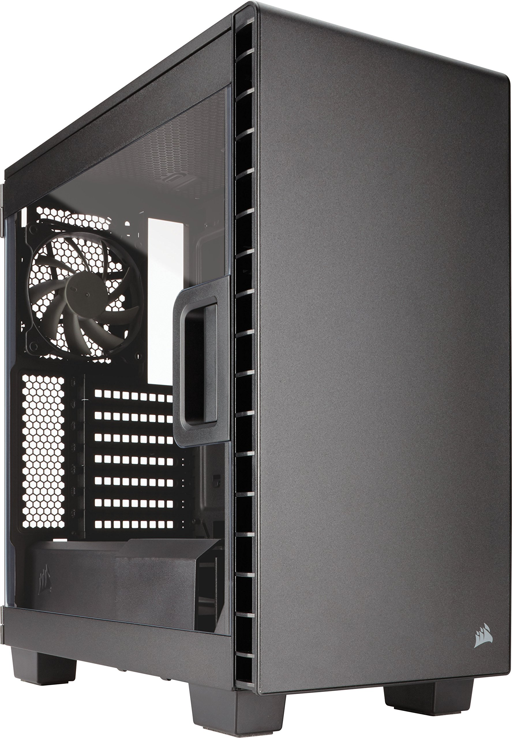 Corsair Carbide Clear 400C Compact Mid-Tower Case by Corsair