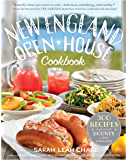 New England Open-House Cookbook: 300 Recipes Inspired by the Bounty of New England