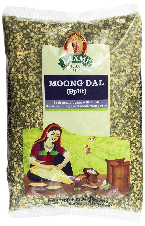 Laxmi Moong Dal (Split Mung Beans), 4 Pounds