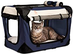 PetLuv Happy Pet Cat & Dog Crate & Carrier