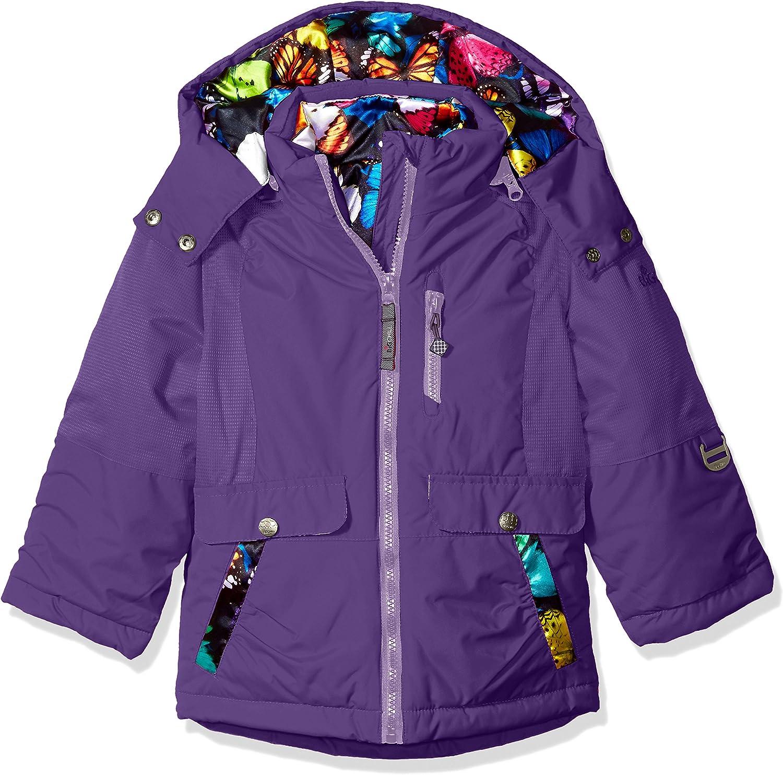 Big Chill Girls System JKT W Butterflies Vest
