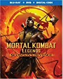 Mortal Kombat Legends: Scorpion's Revenge (Blu-ray/DVD/Digital)