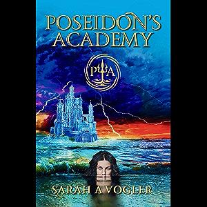 Poseidon's Academy: A Middle Grade Fantasy Book Series (Book 1)