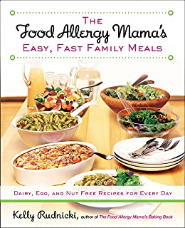 Fearless food allergy free recipes for kids allergy aware the food allergy mamas easy fast family meals dairy egg and nut forumfinder Image collections