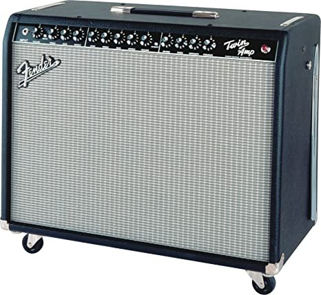 Fender twin-amp 100 W 2 x 12 Combo Amplificador para guitarra ...