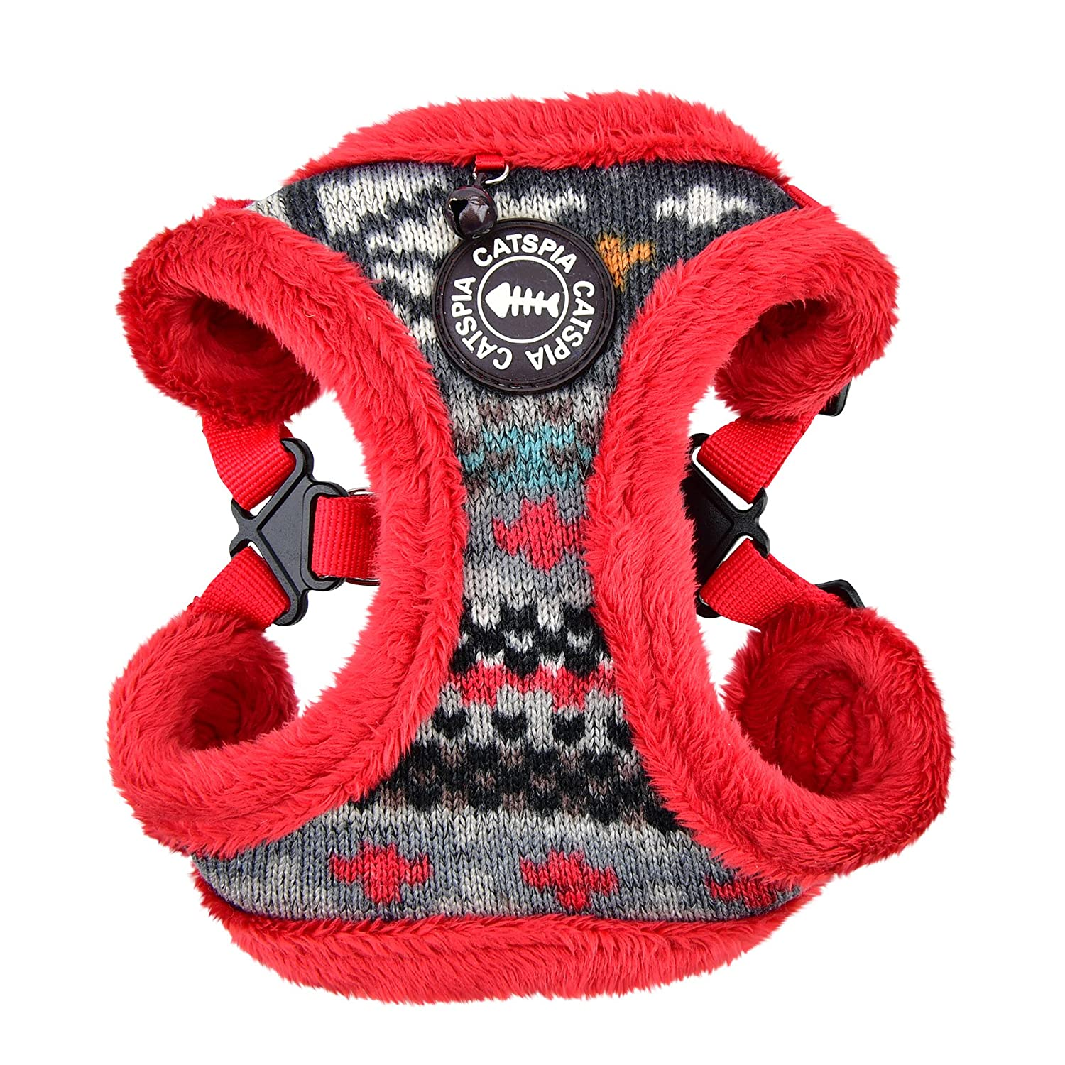 CATSPIA Penelope Harness C RED L