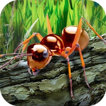 Amazon com: Ant Survival Simulator - live in the ant colony