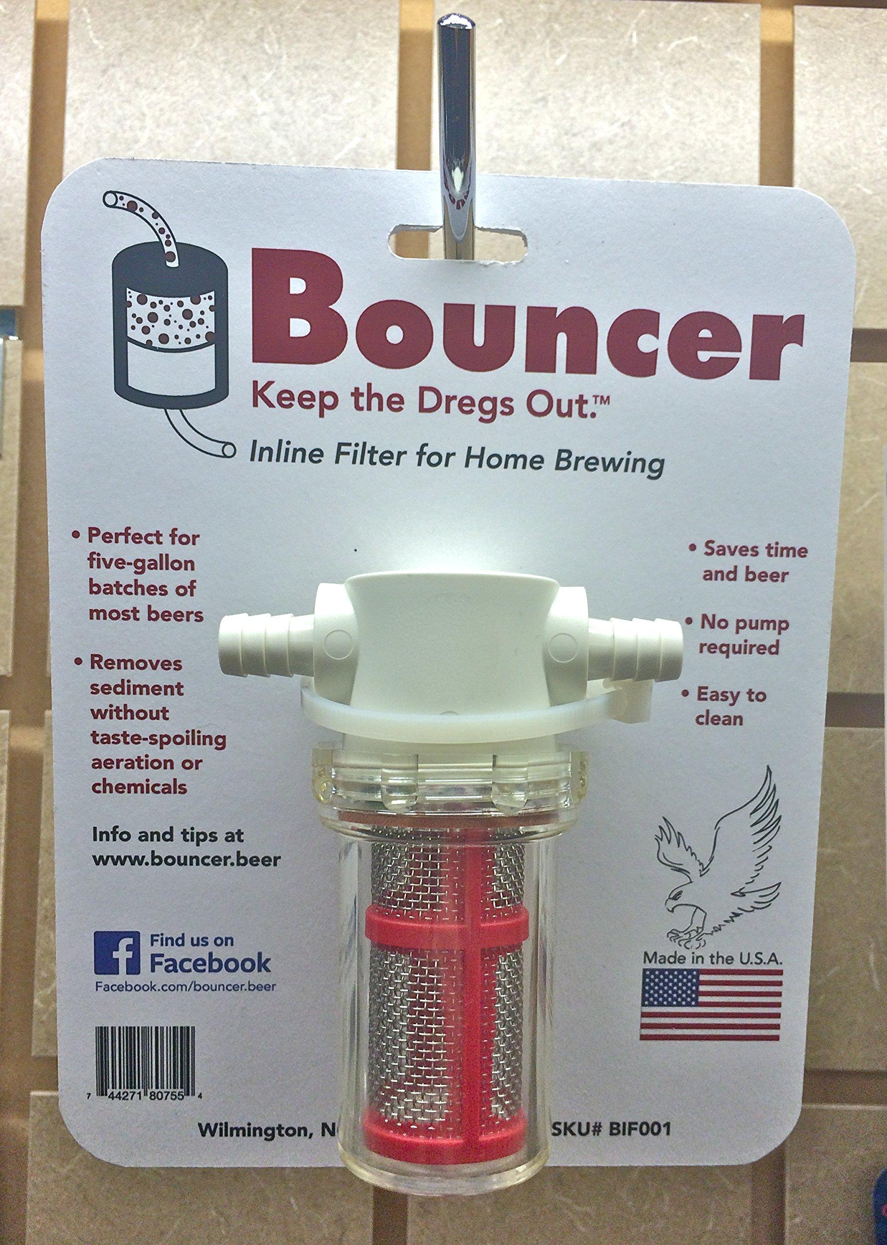 Bouncer inline beer filter (Classic)