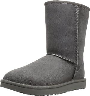 c3b63679388 UGG Classic Short Ii Cho, Women's Short Boots: Amazon.co.uk: Shoes ...
