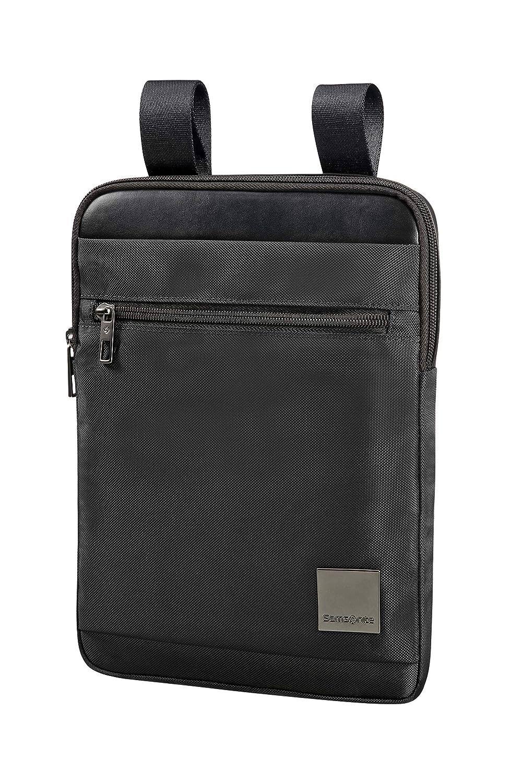 Blue 29 cm SAMSONITE Hip-Square Tablet Cross-over L 9.7 Messenger Bag Dark Blue 3.5 liters