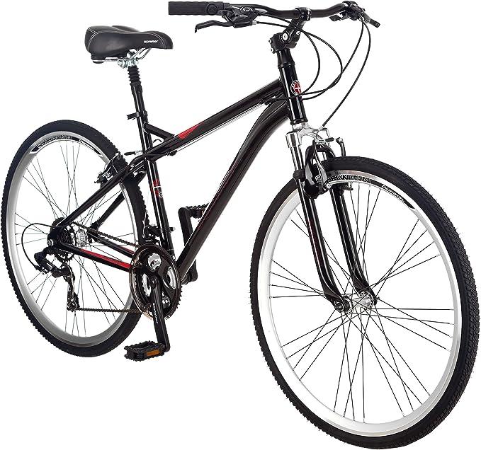 Schwinn-Siro-Comfort-Hybrid-Bikes