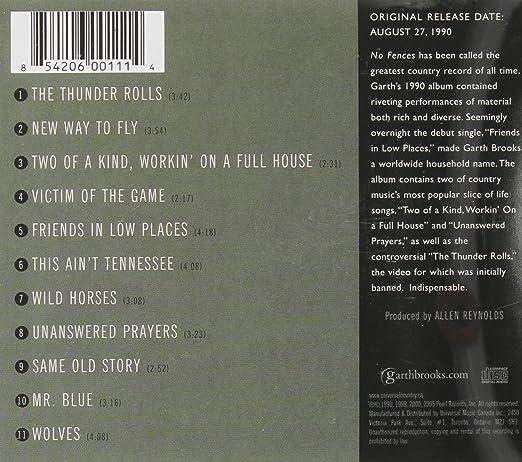 Fences Album