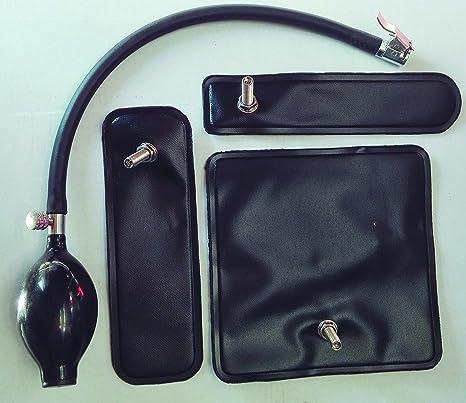 Kit de almohadillas hinchables para abrir puertas