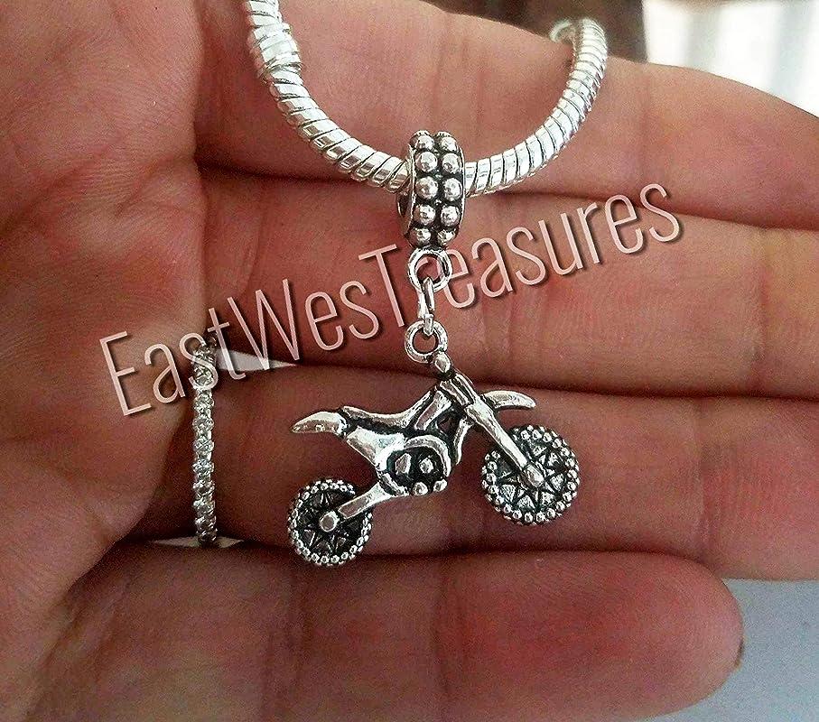 Unique Motocross Accessory ATV Jewelry for Dirt Bike Lovers Motocross Fanatic Dirt Bike Keychain for Teens Personalized Sports Key chain Men