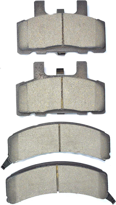 Dash4 MD369 Semi-Metallic Brake Pad