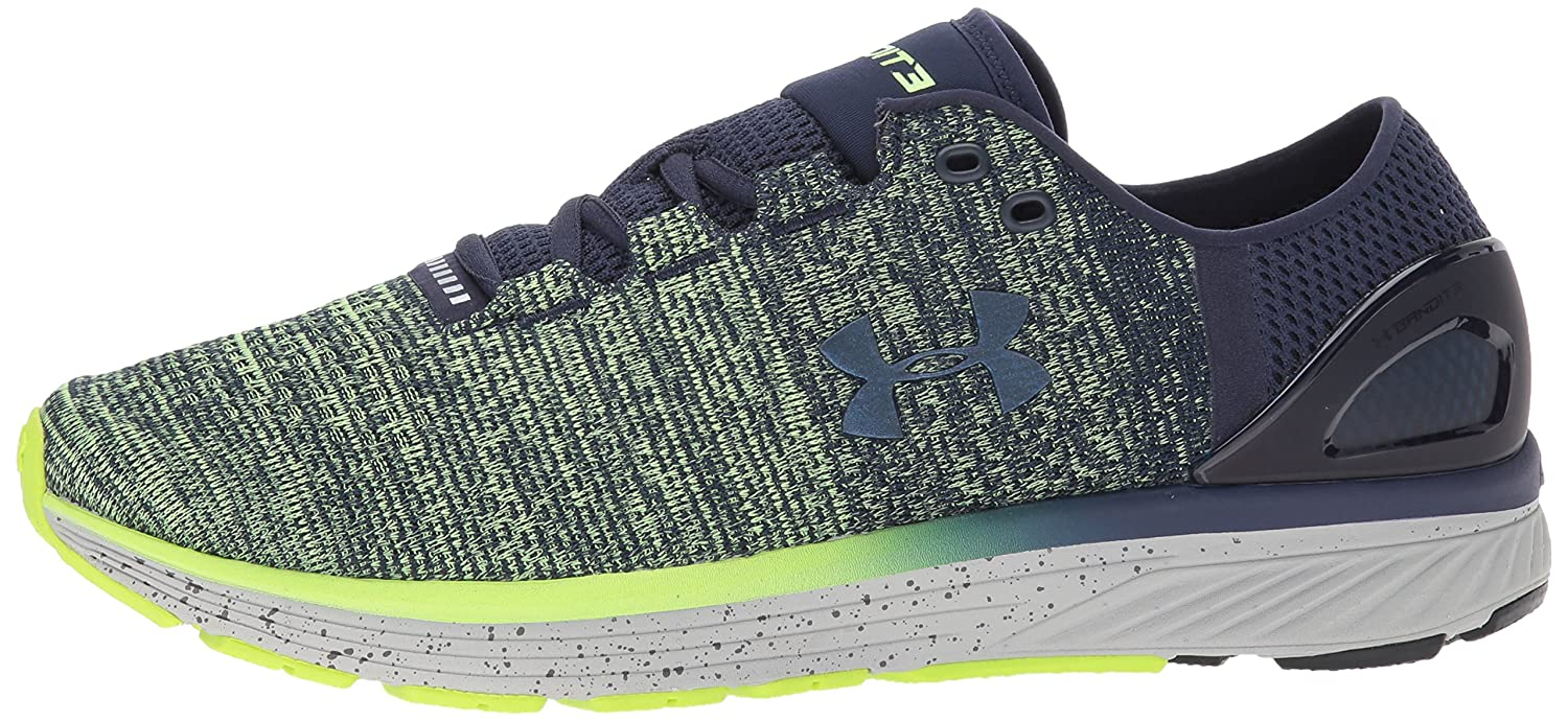 Under Armour Mens Charged Bandit 3-Wide Running Shoe Under Armour Shoes 1298542 2e