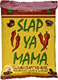 Slap Ya Mama All Natural Cajun Seafood Boil for Crawfish, Crab and Shrimp, MSG Free and Kosher, 16 Ounce Bag, Pack of 3