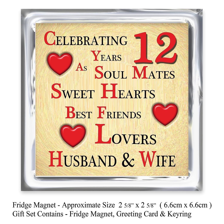 12 Year Wedding Anniversary Gifts: Silk Anniversary 12 Years Rosie Online Our 12th Wedding