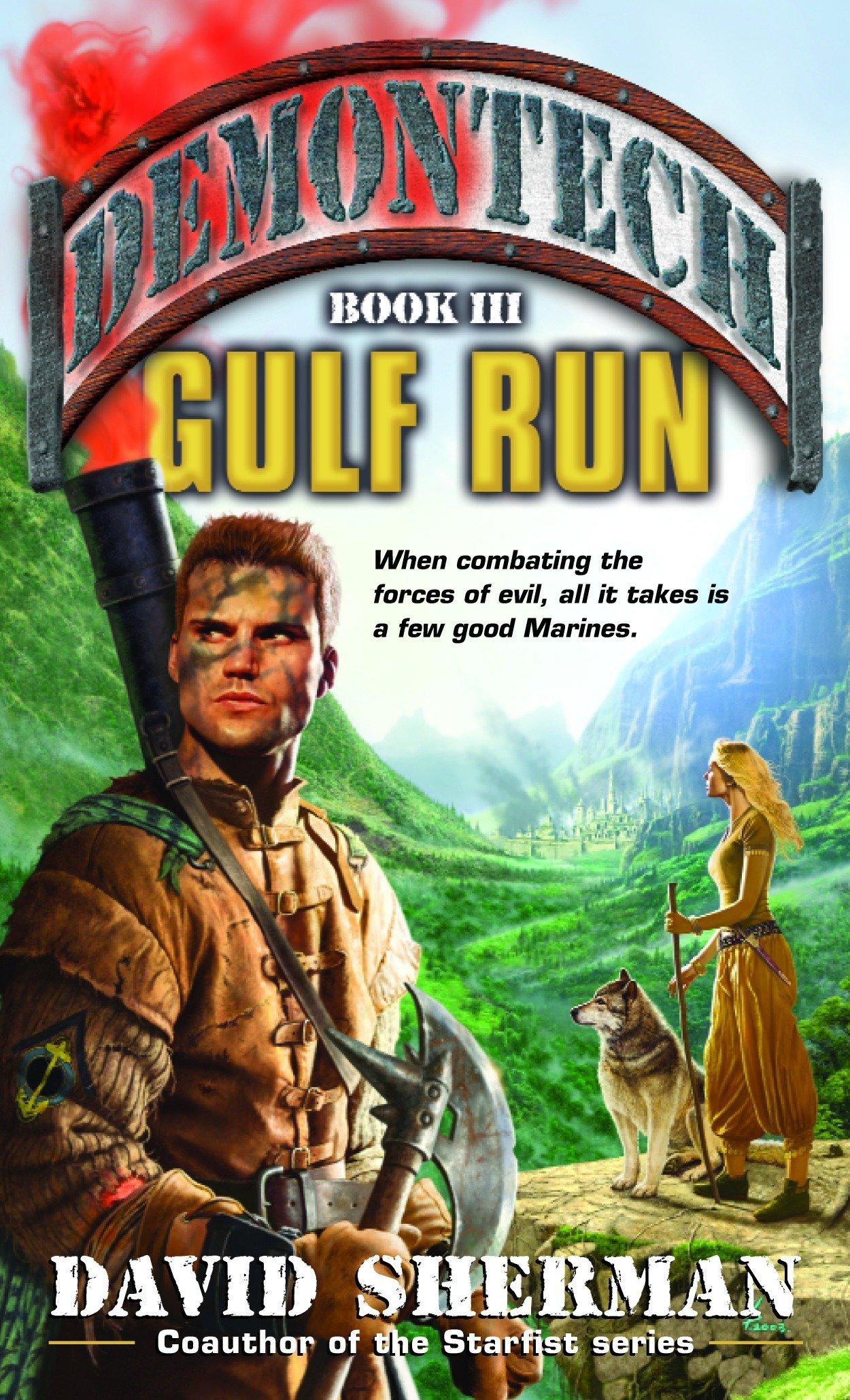 Download Gulf Run (Demontech, Book 3) pdf