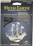 Metal Earth Golden Hind Model