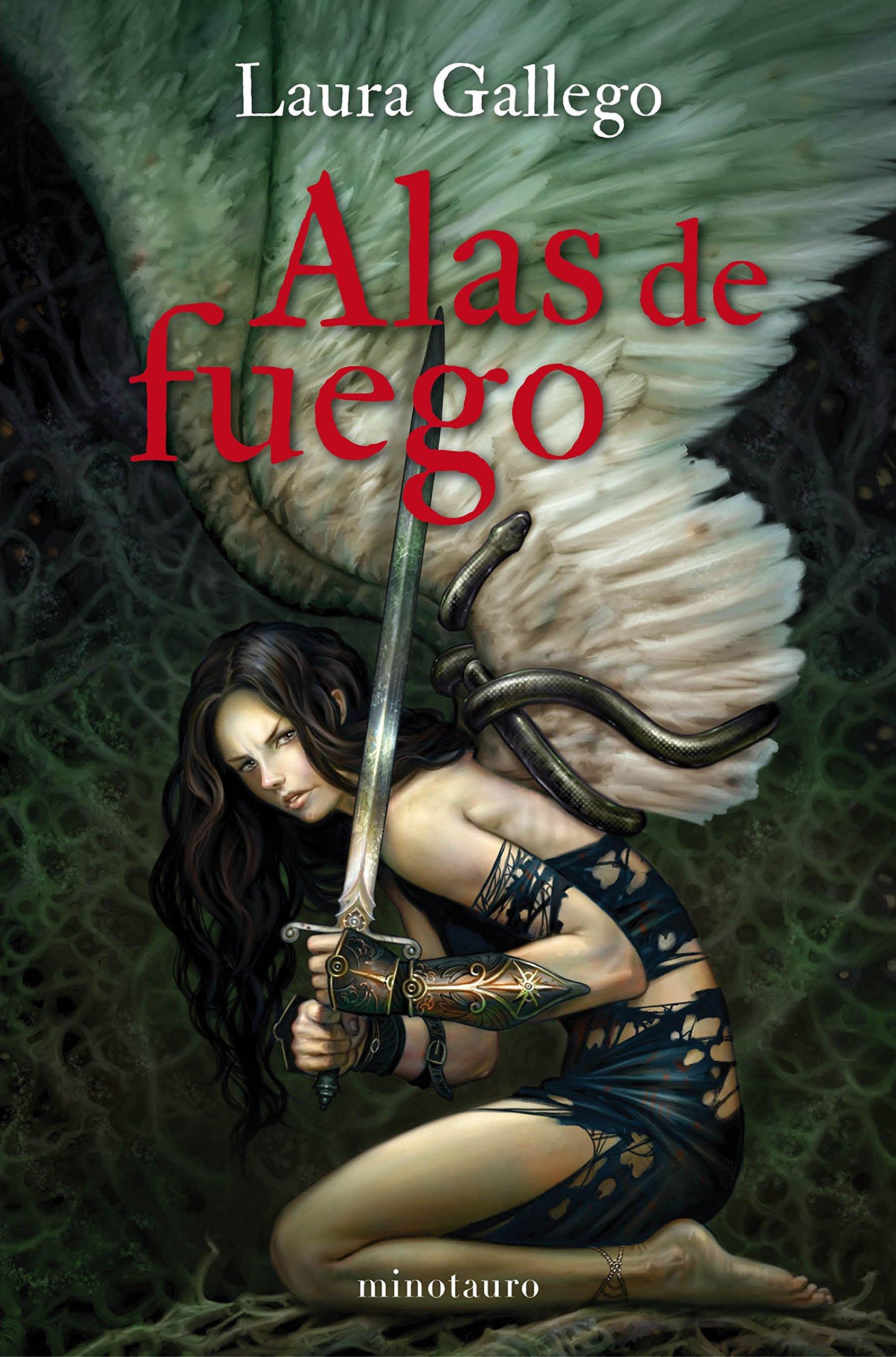 Alas de fuego (Fantasía) Tapa blanda – 26 ene 2016 Laura Gallego Minotauro 8445002880 Science Fiction & Fantasy