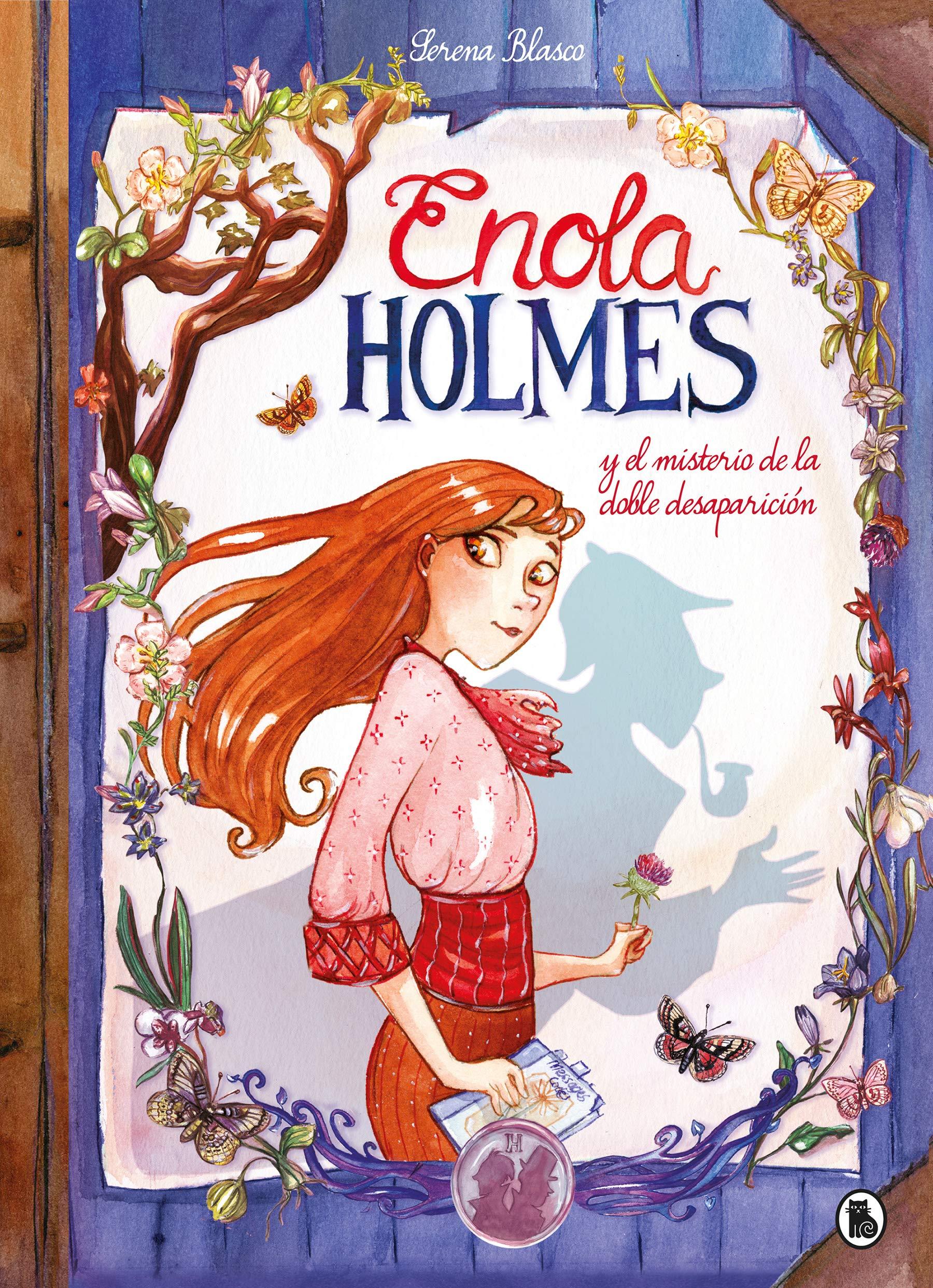 Novela gráfica de Enola Holmes