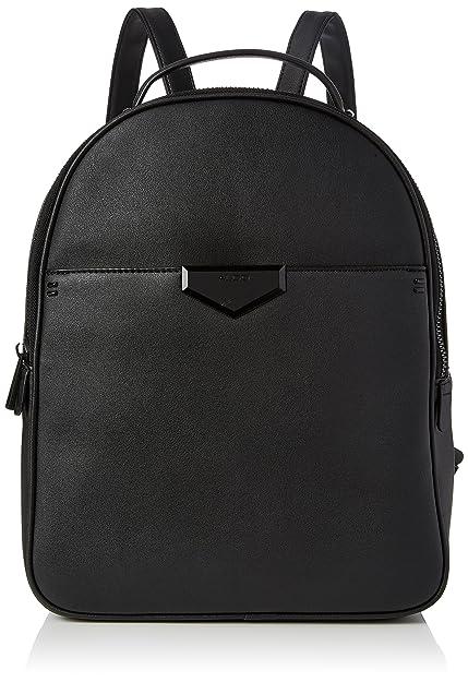 f6644d048bd Aldo Womens Hughson Backpack Black (Black Leather)  Amazon.co.uk ...