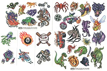 Savvi Tattoo Mania Tattoos Double Headed Dragon 50 Tattoos