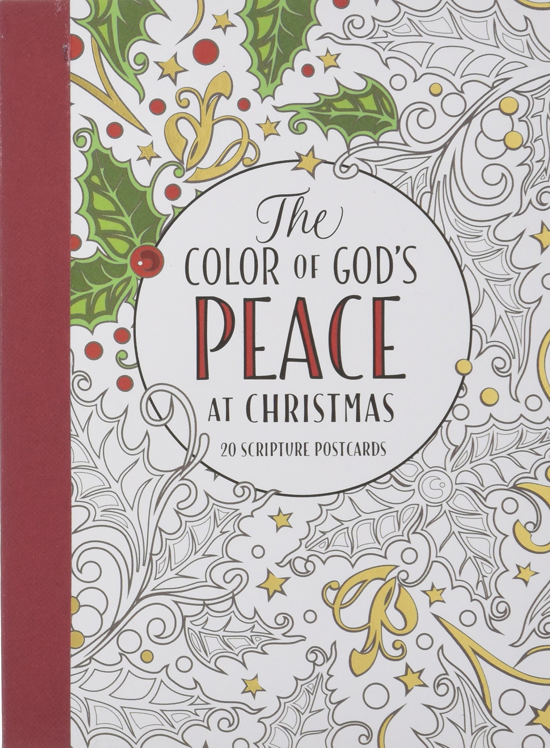 The Color of God's Peace at Christmas ebook