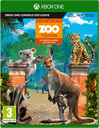 Zoo Tycoon: Ultimate Animal Collection - Xbox One [Importación ...