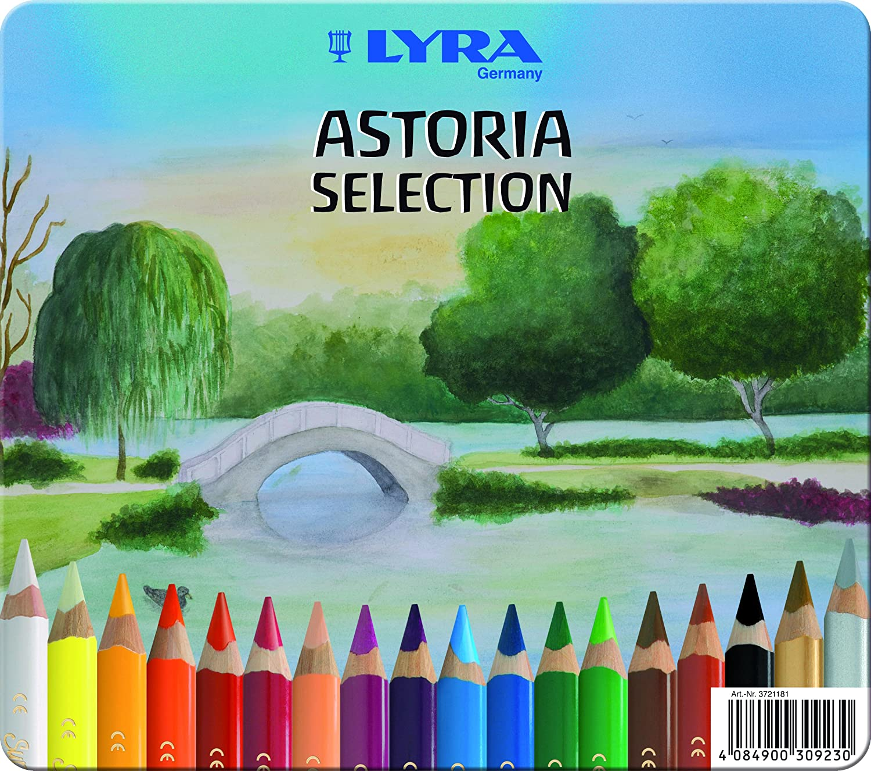Lyra Super Ferby Lápices de colores variados