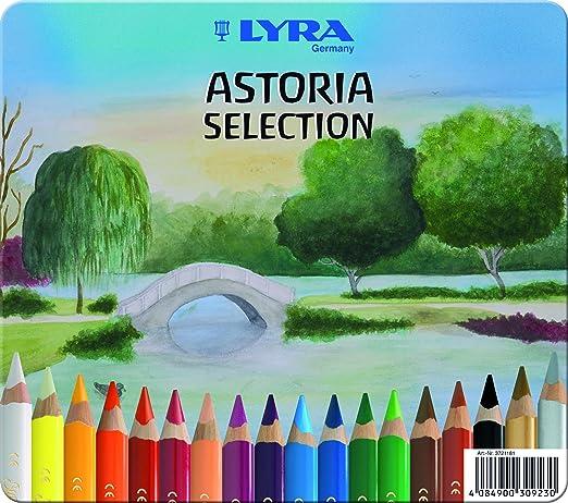 LYRA Super Ferby Lápices de Colores, Variados: Amazon.es ...