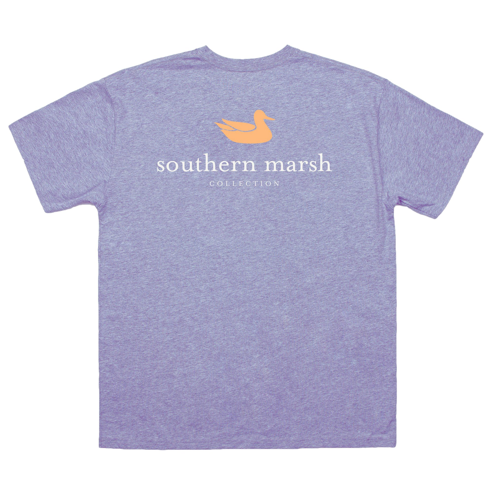 Southern Marsh Authentic Tee (Washed Berry, Small)