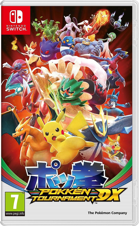 Pokkén Tournament DX - Nintendo Switch [Importación italiana ...