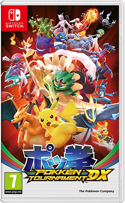 3 opinioni per Pokkén Tournament DX- Nintendo Switch