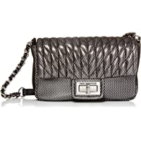 Karl Lagerfeld Paris Agyness Quilted Flap Crossbody