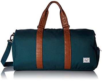 4e5f9a558ede Image Unavailable. Image not available for. Color  Herschel Novel Mid-Volume  Duffel Bag ...