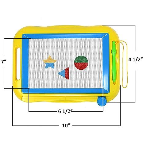 Amazon.com: 2 tableros Magna Doodle con pantallas de dibujo ...