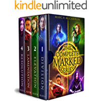 The Complete Marked Series: An Epic Fantasy Boxed Set