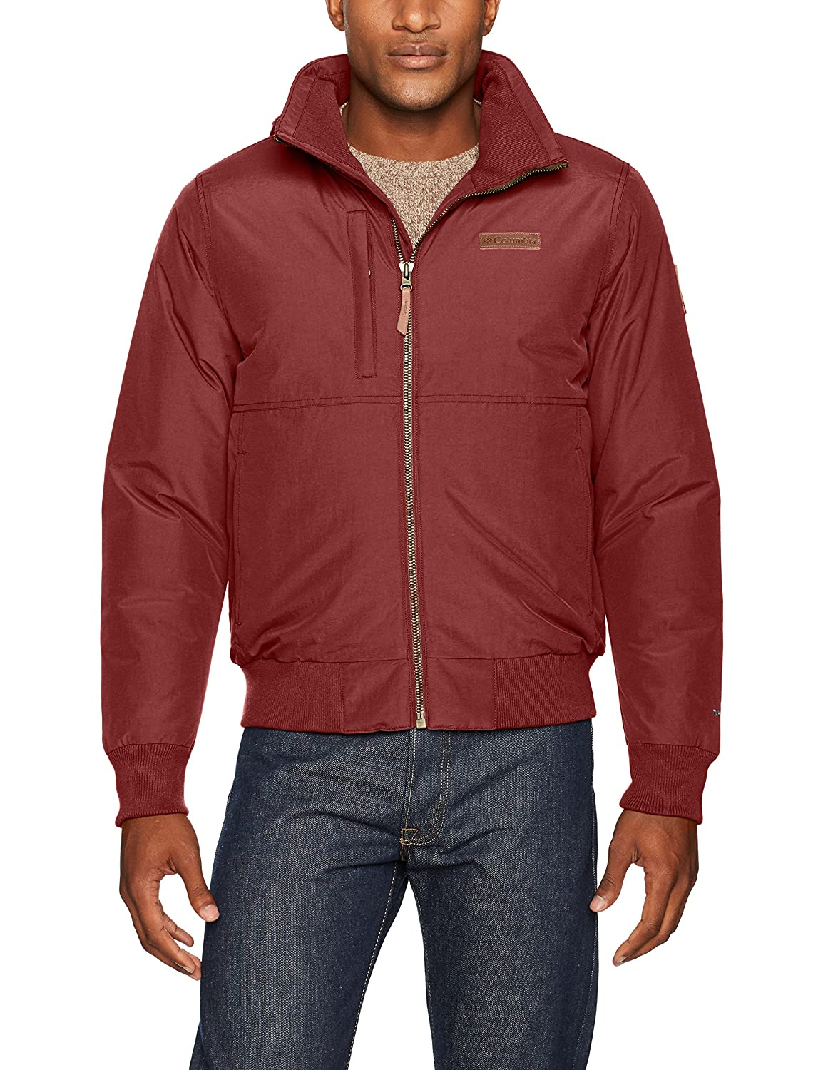 Columbia Mens Alpine Escape 490 TurboDown Bomber Jacket