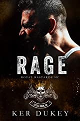 Rage: Royal Bastards MC Kindle Edition