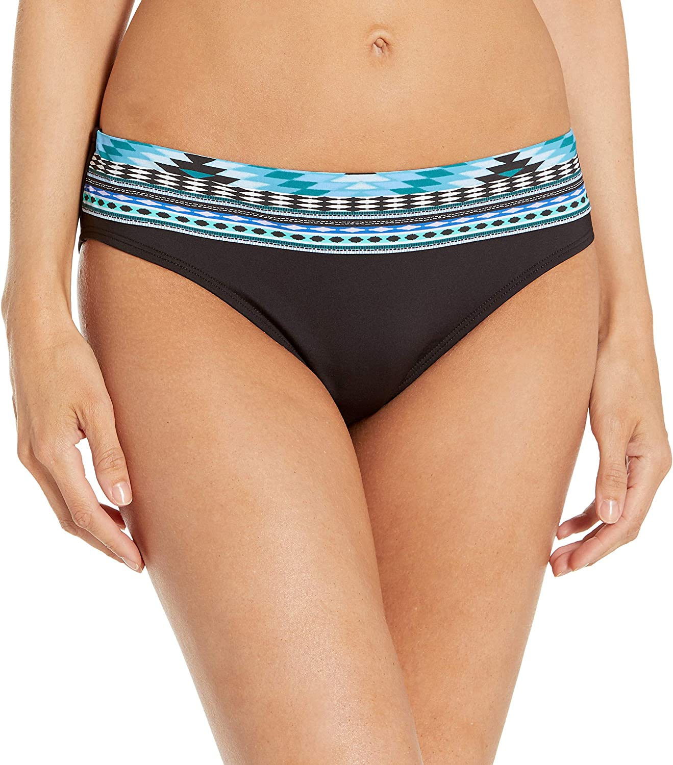 Kenneth Cole New York Women's Hipster Bikini Swimsuit Bottom