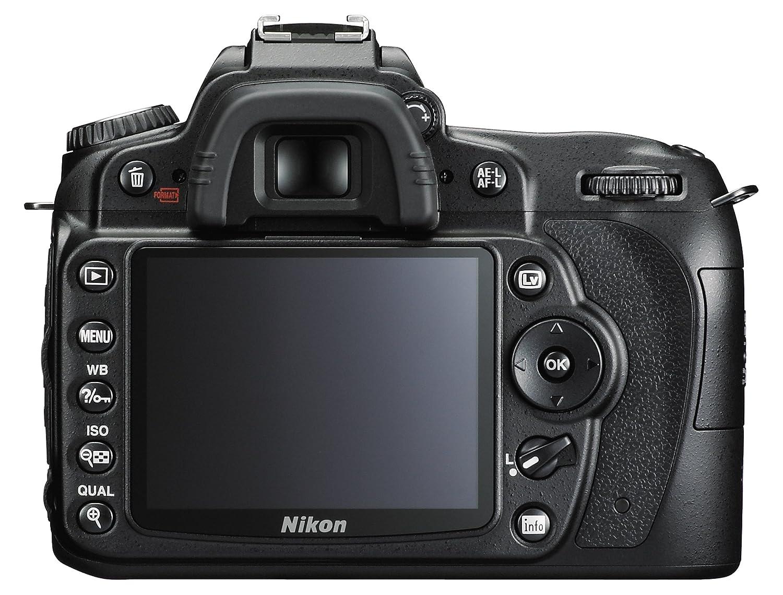 Nikon D90 - Cámara Réflex Digital 12.9 MP (Cuerpo): Amazon.es ...