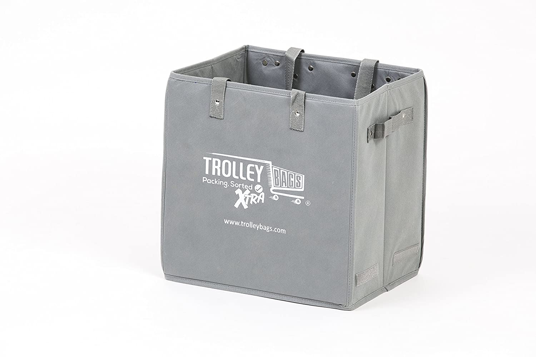 UPP Trolley Bags Original Pastell Einkaufstaschen Einkaufstaschen Einkaufstaschen + Extra-Tasche + Kühltasche - 6 Teile - Wiederverwendbare Einkaufswagen-Taschen B07KB7WP7R Einkaufstaschen 7f8643