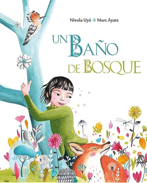 Image result for baño de bosque libro para niños