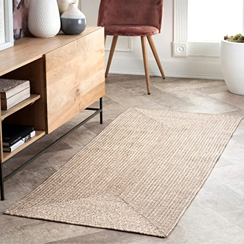 nuLOOM Wynn Braided Indoor/Outdoor Runner Rug