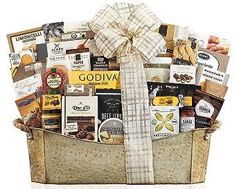 VIP Gourmet Gift Basket