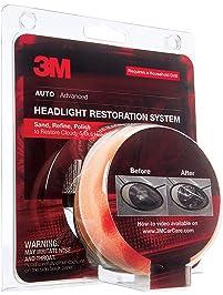 3M 39008 Headlight Lens Restoration System - Case of 4